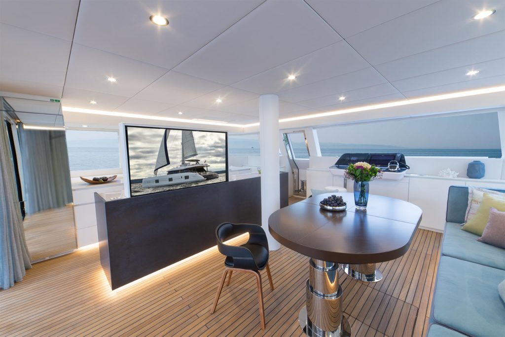 Luxury Catamaran for Hire